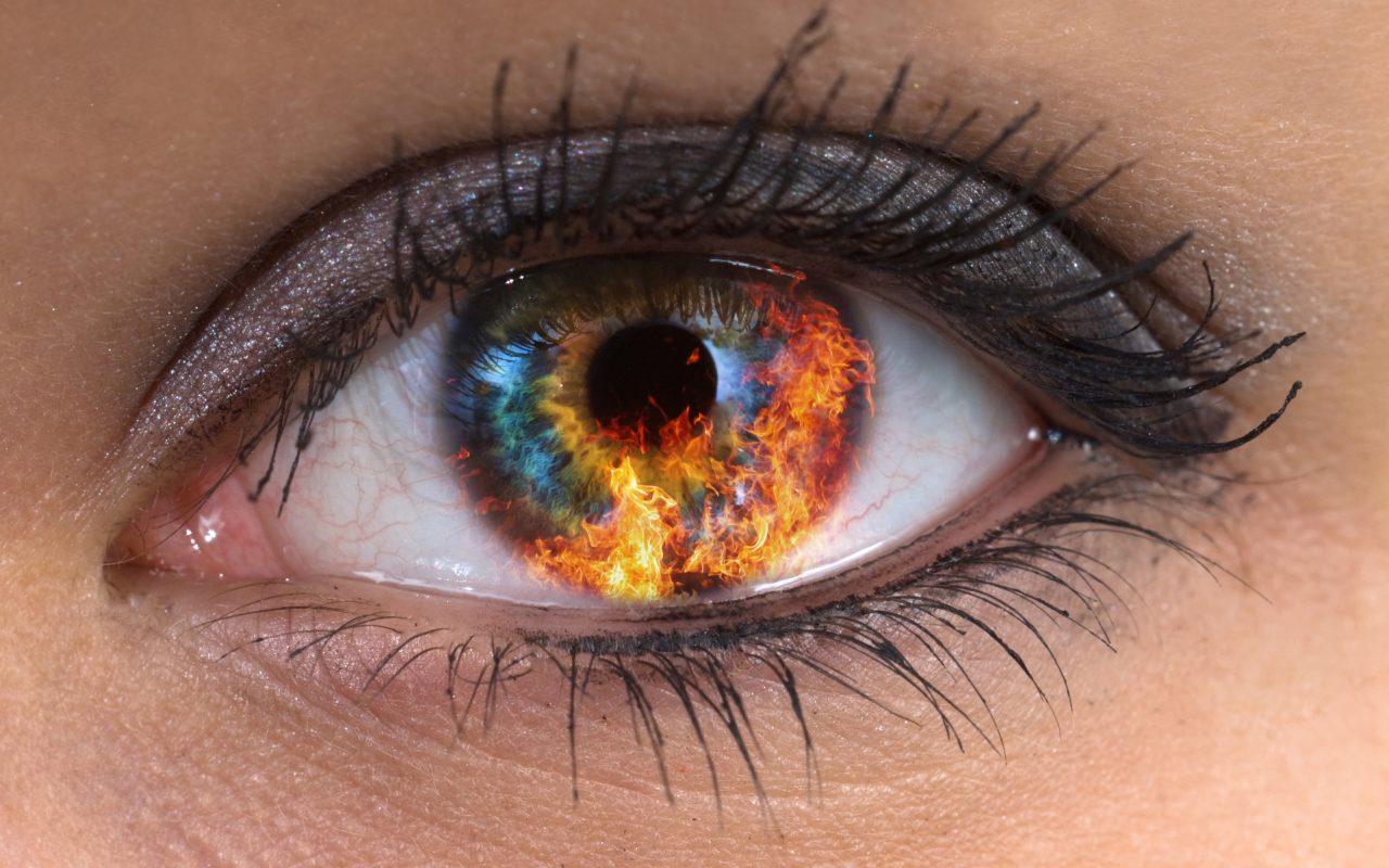 hipertenzija ir paraudusios akys)